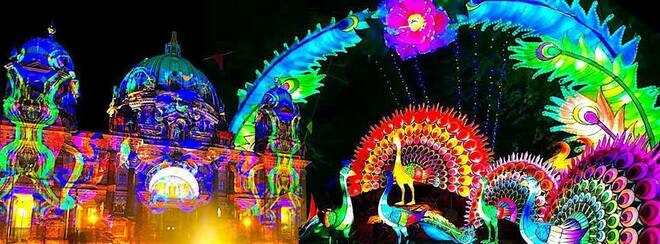The Carnival of Light Comes to Southampton • This Saturday