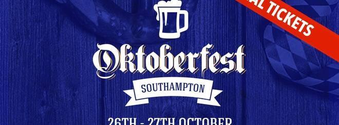 Oktoberfest Southampton • Next Friday & Saturday / Final tickets
