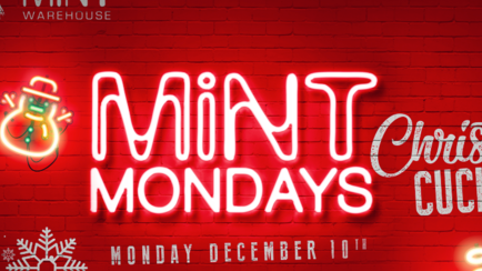 Mint Mondays @ MiNT Warehouse :: The Christmas Cuckoo :: Final Release selling fast!