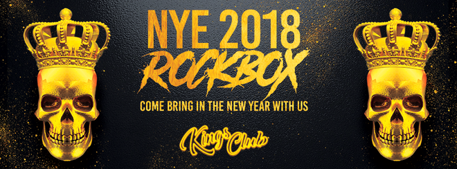 NEW YEARS EVE 2018 ROCKBOX SPECIAL