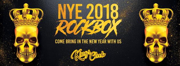 NEW YEARS EVE 2018 ROCKBOX SPECIAL