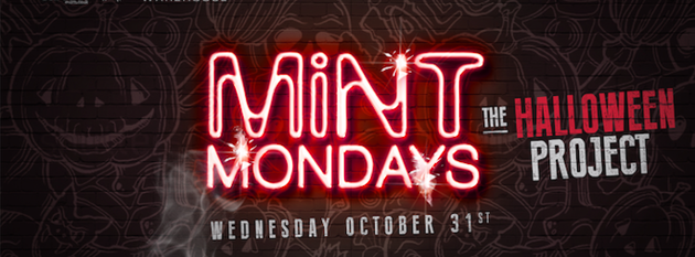 Halloween Project @ MiNT Warehouse :: Sold Out // Mint Club now on sale!!