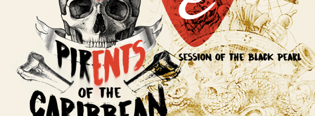 PirENTS of the Caribbean: Session of the Black Pearl