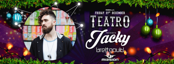 Teatro Mad Friday at Mission w/ Jacky
