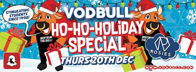 ☃️ Vodbull's HO-HO-Holiday Special!! ☃️