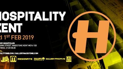 Gallery Fridays Presents Hospitality Kent