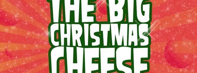 The Big Christmas Cheese – Non Stop Cheesy Christmas Pop!