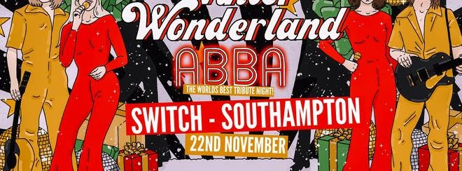 ABBA Winter Wonderland: Southampton • Thursday 22nd November (The best ABBA tribute night)