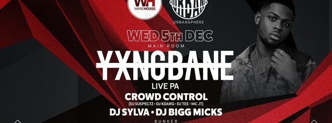 YXNG BANE • Wednesday 5th December