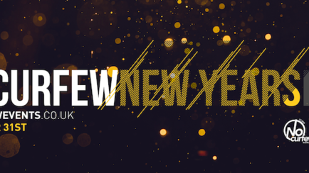 NoCurfew and Space Presents :: New Year's Eve 2018 :: Tickets Selling Fast!