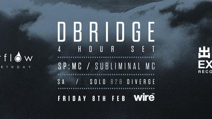 Overflow 6th Bday – dBridge & SP:MC (4 Hour Set)