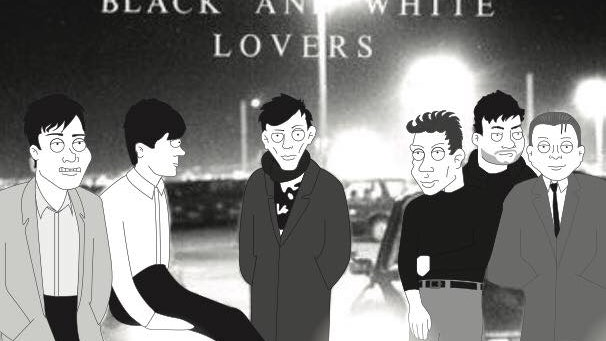 Black and White Lovers – one off reunion