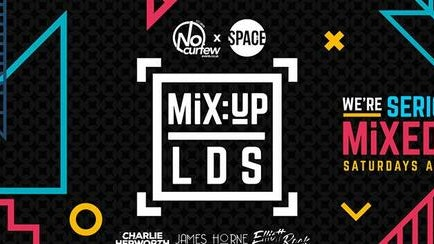 MiX:UP LDS at Space :: 5th January :: £1.50 Drinks!