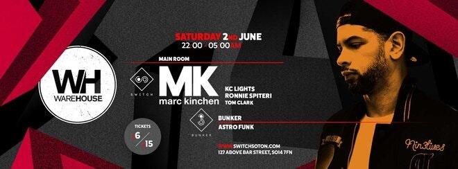MK • Next Saturday / Final 100 tickets