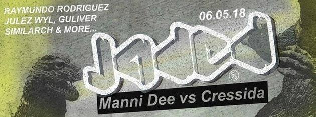 Jaded with Manni Dee & Cressida