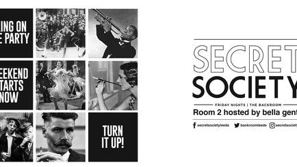 Secret Society @ The Backroom