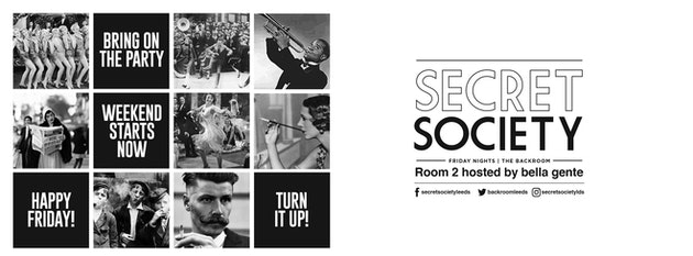 Secret Society @ The Backroom