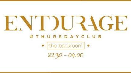 Entourage Leeds @ Backroom :: The Vegas Party!