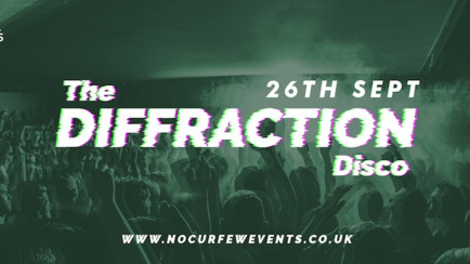 The Diffraction Disco @ MiNT Club :: 26th September