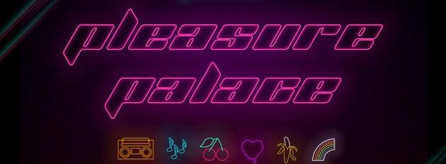 Garlands : Pleasure Palace Launch : Sat 15th Sep