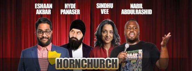 Desi Central Comedy Tour : Hornchurch