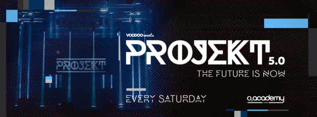 PROJEKT 5.0 – Opening Party