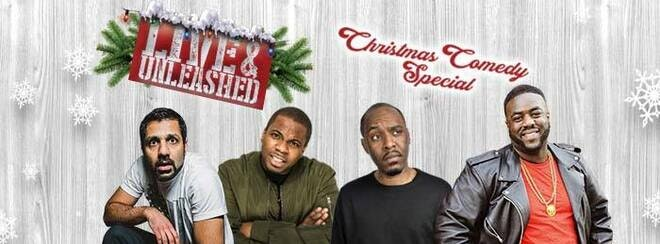 COBO Presents Live & Unleashed : Christmas Comedy Special