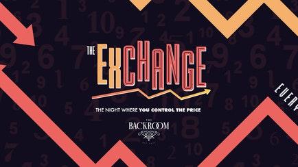 NoCurfew x The Backroom presents The Drink Exchange :: Every Tuesday
