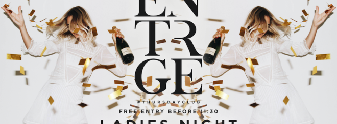Entourage Leeds @ Backroom :: Ladies Night