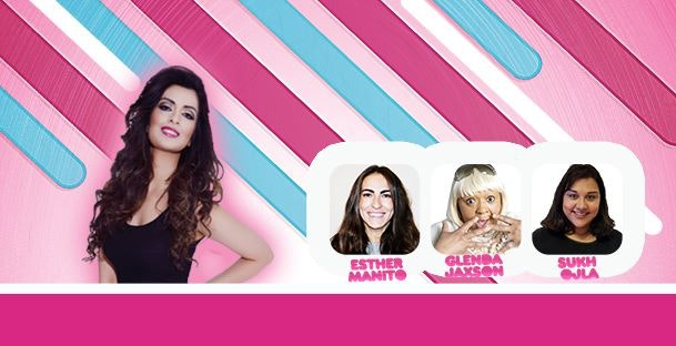 LOL (Ladies Of Laughter) With Noreen Khan : Brentford