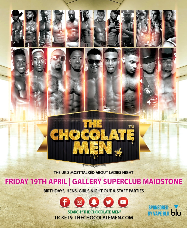 The Chocolate Men Kent Show – Live & Uncensored