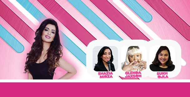 LOL (Ladies Of Laughter) With Noreen Khan : Leicester