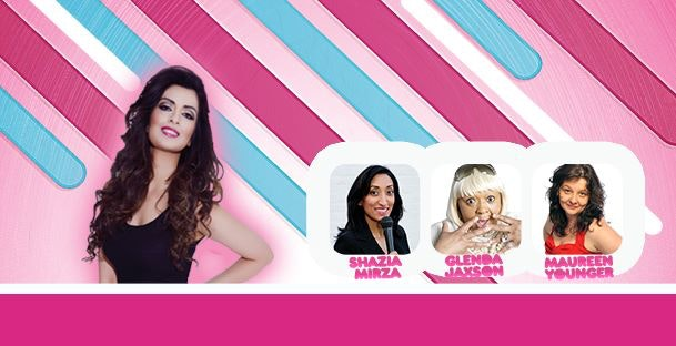 LOL (Ladies Of Laughter) With Noreen Khan : Wolverhampton