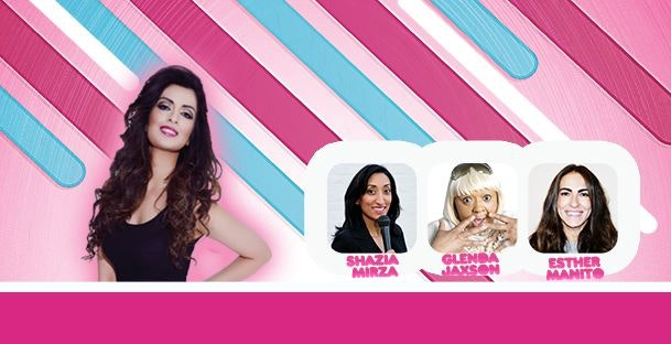 LOL (Ladies Of Laughter) With Noreen Khan : Luton