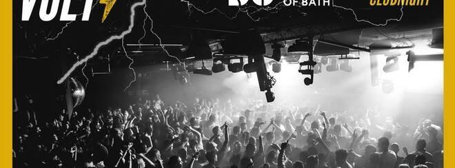 VOLT – The SU UoB – Official Club Night!