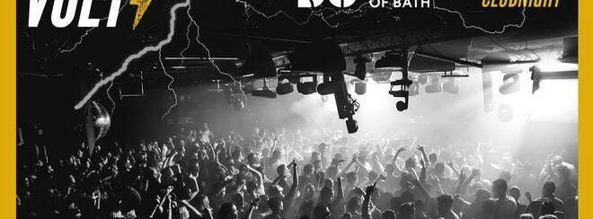 ​VOLT – The SU UoB – Official Club Night!​