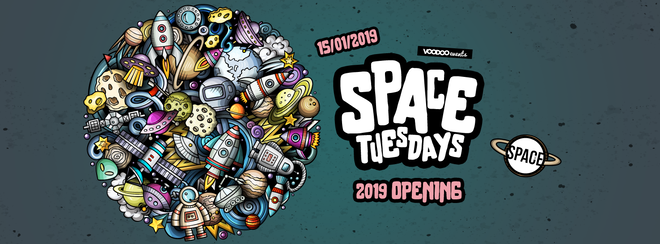Space Tuesdays : Leeds – 2019 Opening