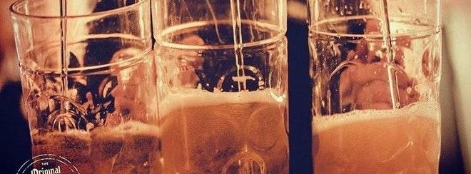 Brains V Bier – Monday Keller Quiz