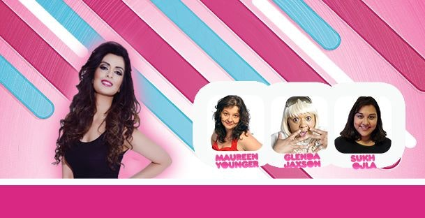 LOL (Ladies Of Laughter) With Noreen Khan : Coventry