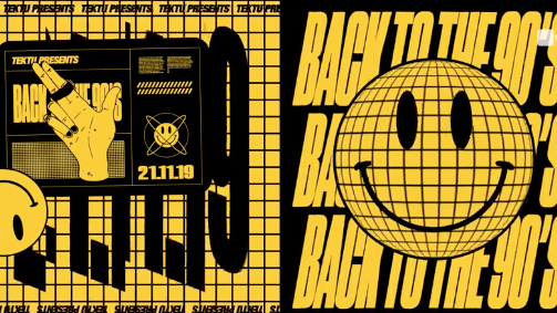 *ONE WEEK to GO* – TEKTU Presents: Back to the 90's