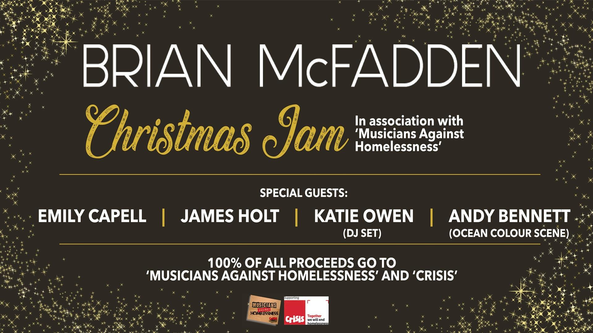 Brian McFadden's Christmas Jam