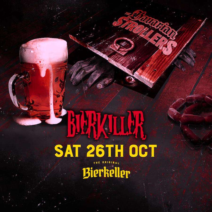 BierKIller – Hallowscream Saturday