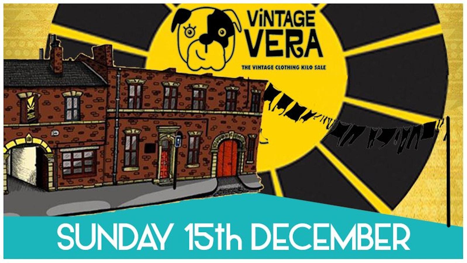 Yellow Arch Vintage Vera Kilo Sale