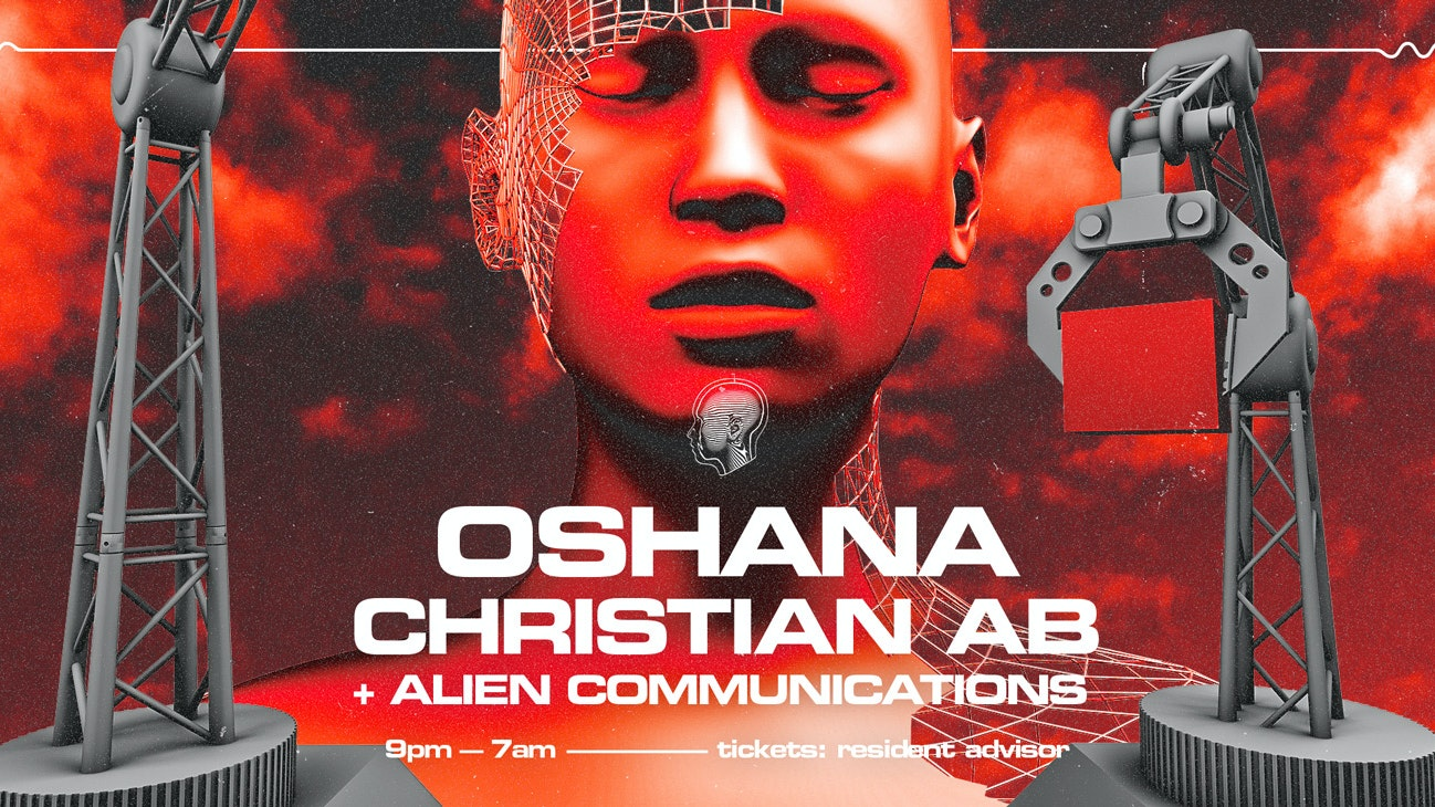 Alien Communications – Ozone 22 EP Launch: Oshana + Christian AB