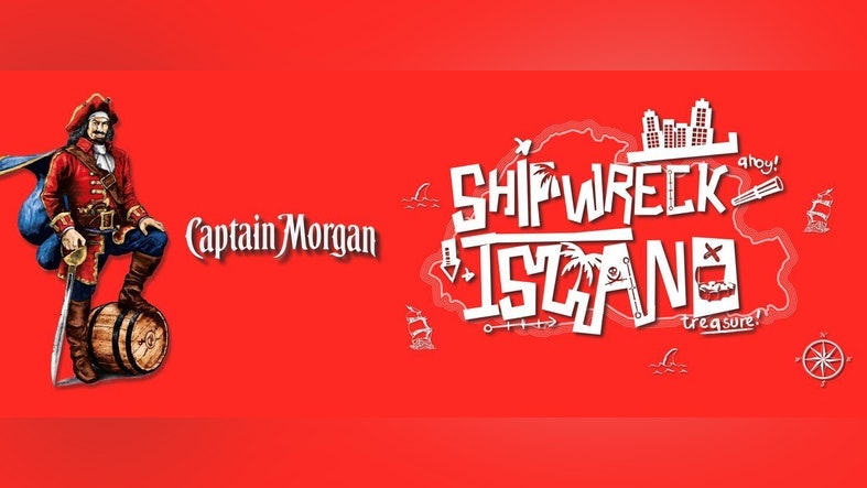 Wyld // 23.10 – Captain Morgans Shipwreck Island // Bournemouth Freshers 2020