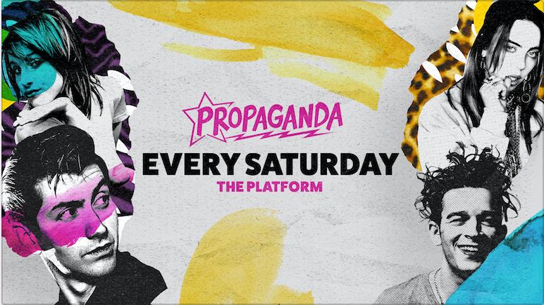 Propaganda Northampton