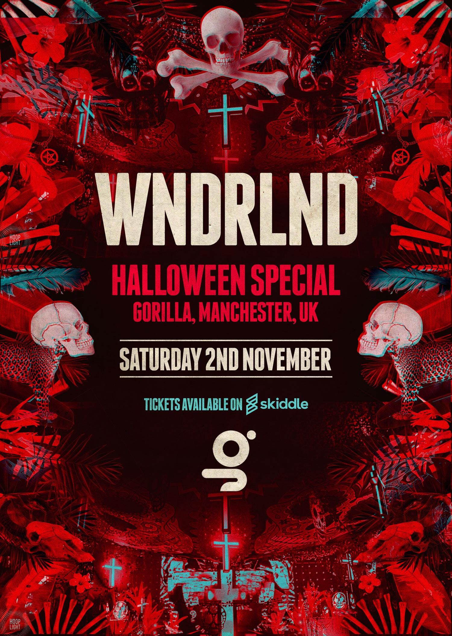 WNDRLND – Halloween Special