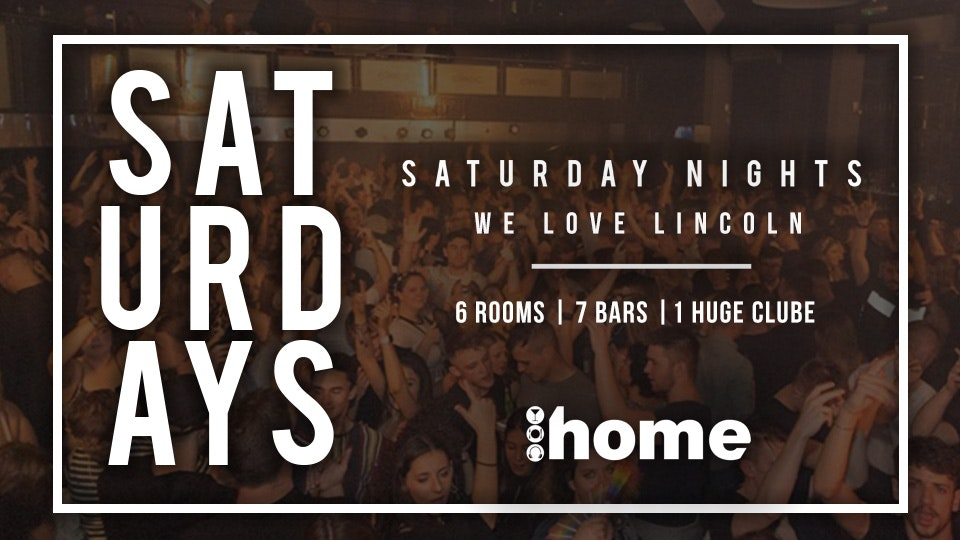 Saturday Night – There's No Place Like Home