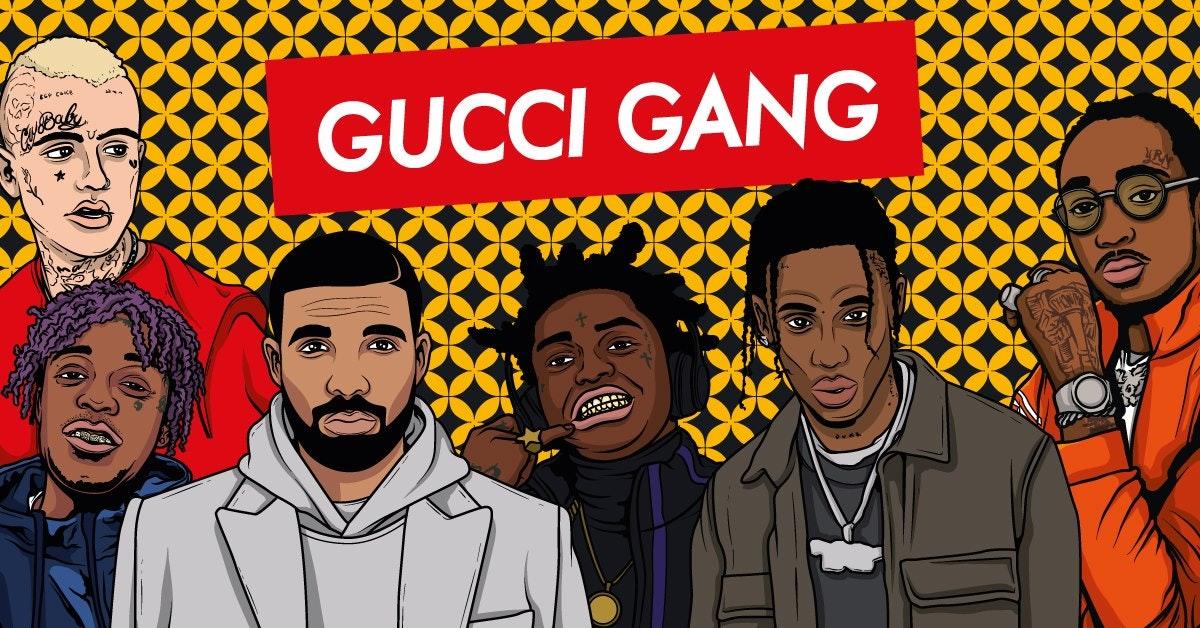 Gucci Gang – Trap Night