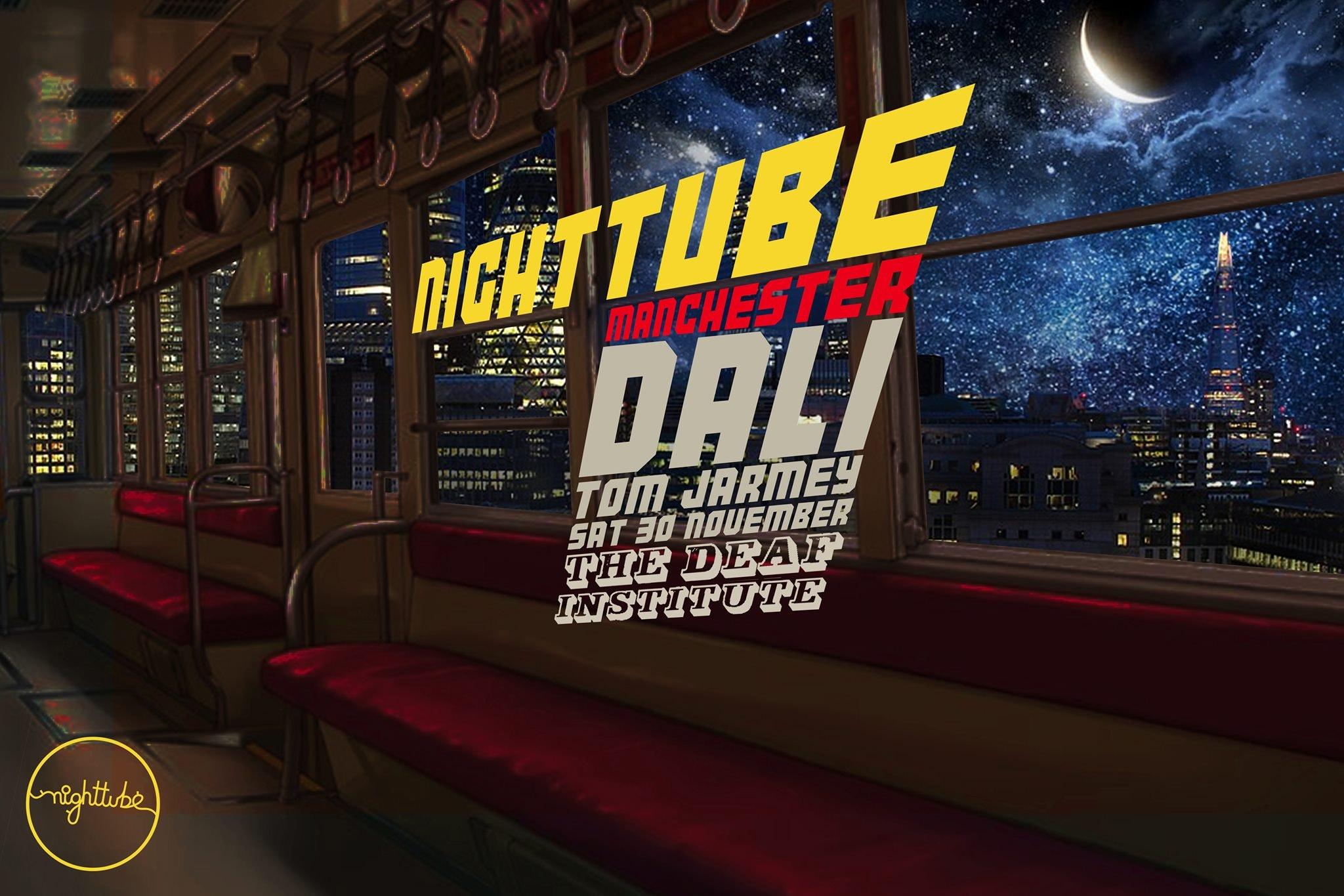 Night Tube: Manchester
